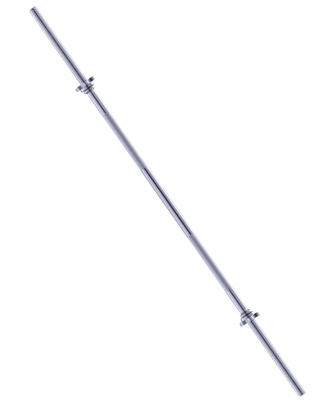 Гриф для штанги STARFIT BB-103 (d=25 мм) 150 см, прямой