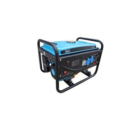 Генератор бензиновый Wert G3000C