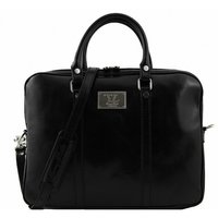 Сумка для ноутбука Tuscany Leather Prato TL141283 black 64b41020ec7