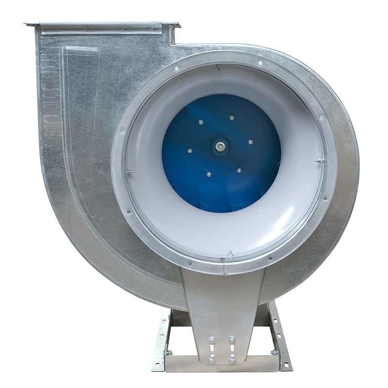 Вентилятор радиальный низкого давления ВР 80-75