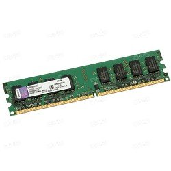 Kingston DDR2 DIMM 2GB KVR800D2N6 2G PC2-6400, 800MHz