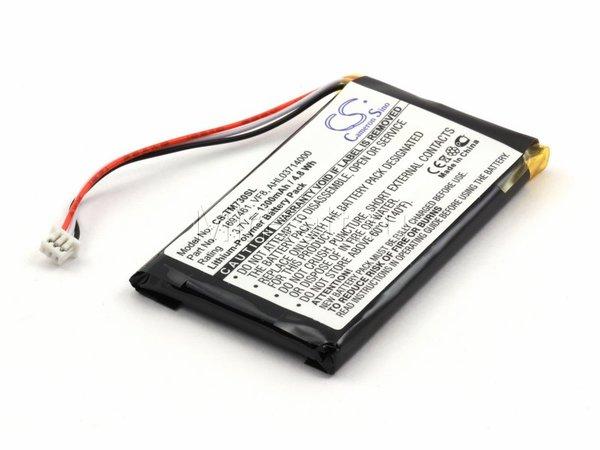 Аккумулятор для GPS-навигатора GPS-навигатора TomTom Go 630, 730, 930, 3,7V 1300mAh код 008.01028