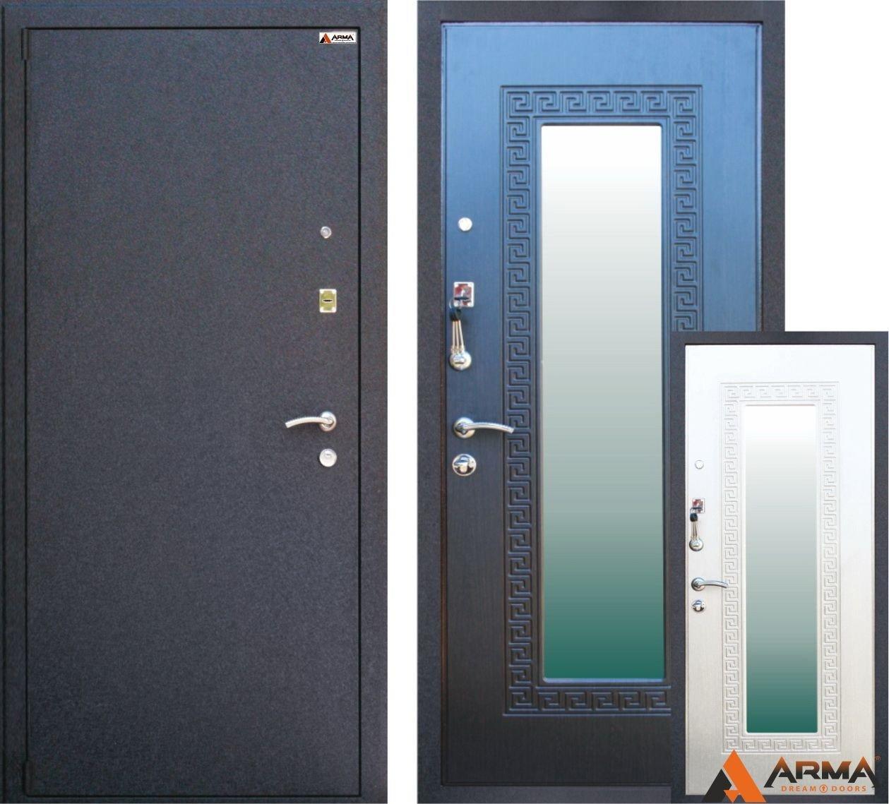 наружная дверь металлическая цена