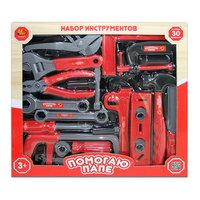 Набор инструментов, 30 предметов ABtoys PT-00271