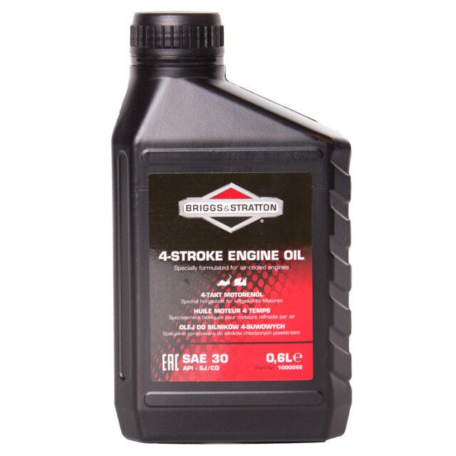 масло для 4-тактных двигателей Briggs Stratton SAE30 0,6 л