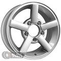 Диск колесный K&K Титан 6.5x16/5x139.7 D98.5 ET40 Сильвер - фото 1