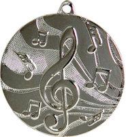 Россимвол Медаль Музыка (50) MMC3550/S G-2,5мм