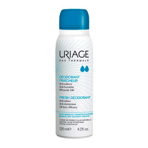 дезодорант Uriage Урьяж Дезодорант-спрей с квасцовым камнем (Спрей 125 мл)