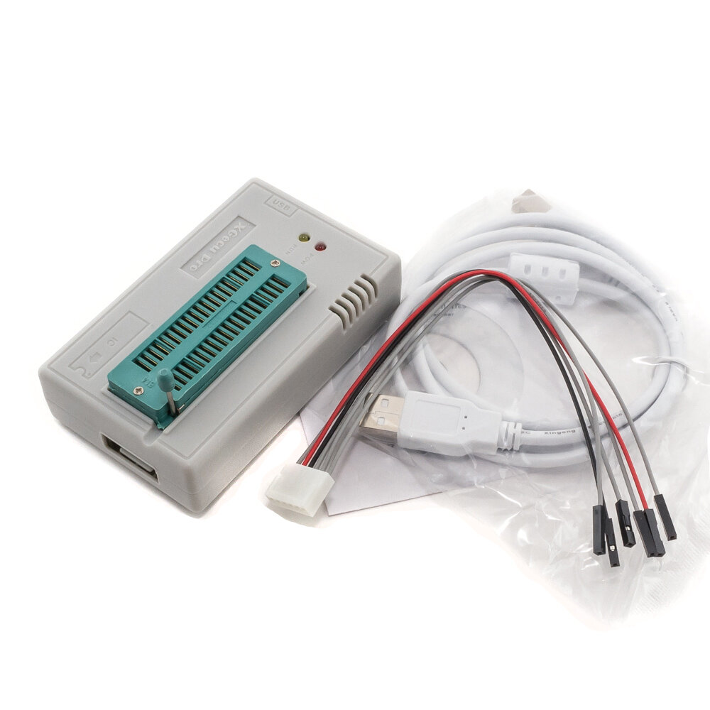 Программатор MiniPro TL866 II Plus USB