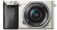 Компактный фотоаппарат Sony Alpha ILCE-6000 Kit