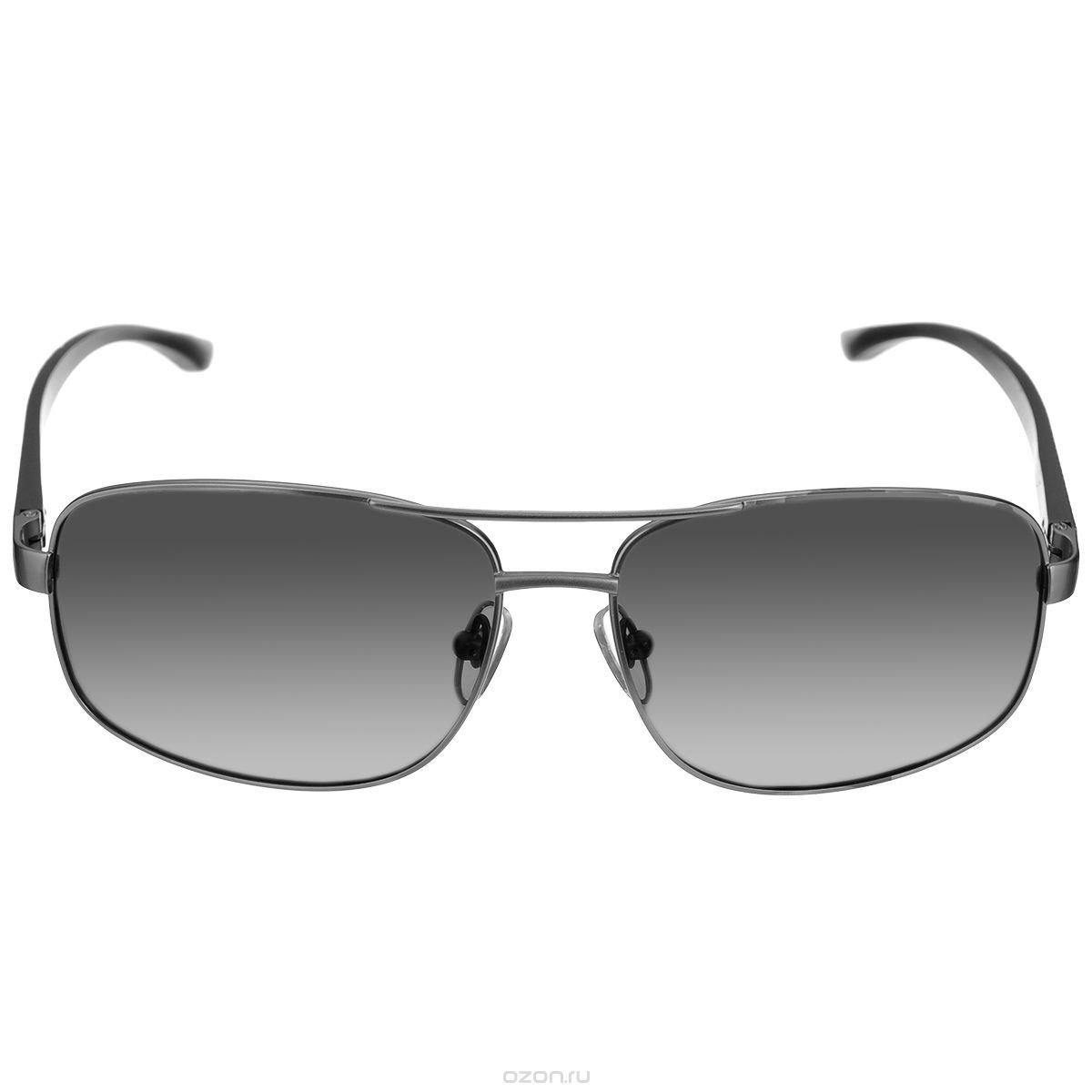1fe4e2b12835 Очки мужские, поляризационные Cafa France, цвет  серый. CF8529