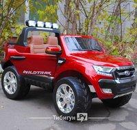 ToyLand Детский полноприводный электромобиль Ford Ranger 4x4