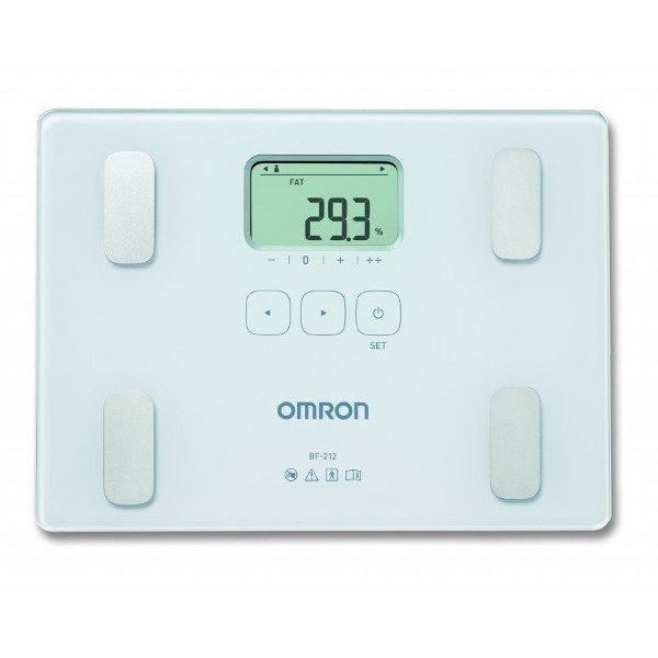 Весы напольные Omron bf-212