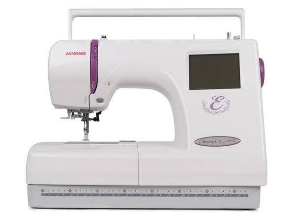 Вышивальная машина Janome Memory Craft 350E (MC 350E)