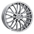 Диск OZ Racing Italia 150 8x17/5x112 D75 ET48 Matt Race Silver Diamond Cut - фото 1