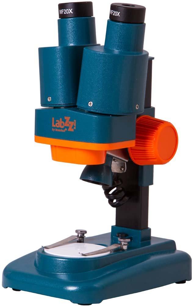 Микроскоп Levenhuk (Левенгук) LabZZ M4 стерео