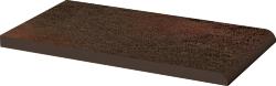 Клинкерная плитка Paradyz Semir Brown подоконник 135x245