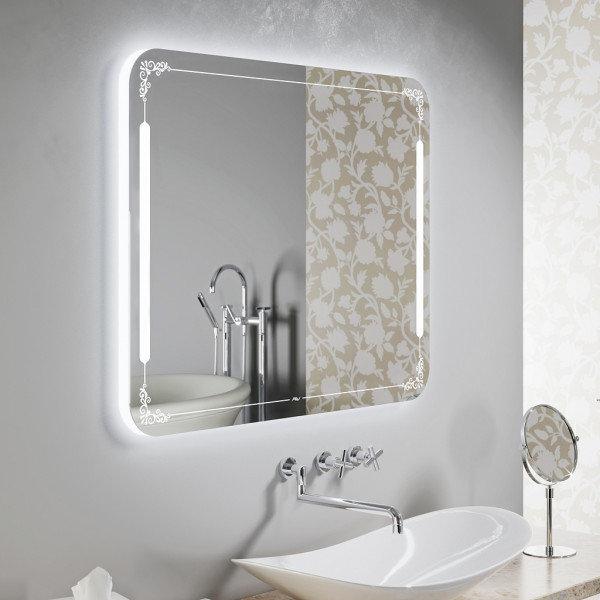 Alavann Зеркало с подсветкой Vintage 60