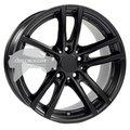 Литые диски Alutec 7,5x17/5x120 ET37 D72,6 X10 Racing Black - фото 1