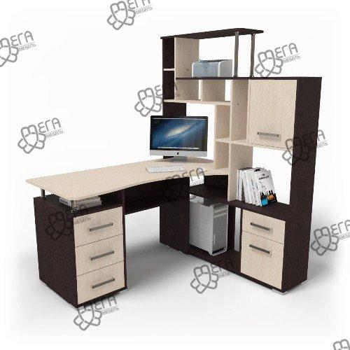 Компьютерный стол Фабрика мебели JAZZ КС15