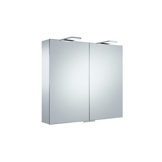 Зеркальный шкаф Keuco Royal 15 14403 171301 (800х720мм)