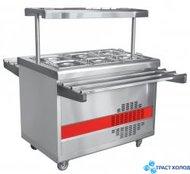 Прилавок холодильный Abat ПВВ(Н)-70ПМ-НШ