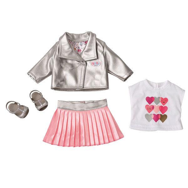 Куклы и пупсы Zapf Creation Baby born 824-931 Бэби Борн Одежда Законодательница моды