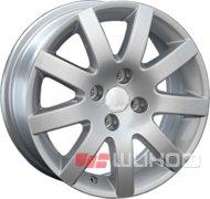 Колесные диски Replica Ford (FD117) 6.5x16 PCD 4x108 ET 37.5 DIA 63.3 S - фото 1