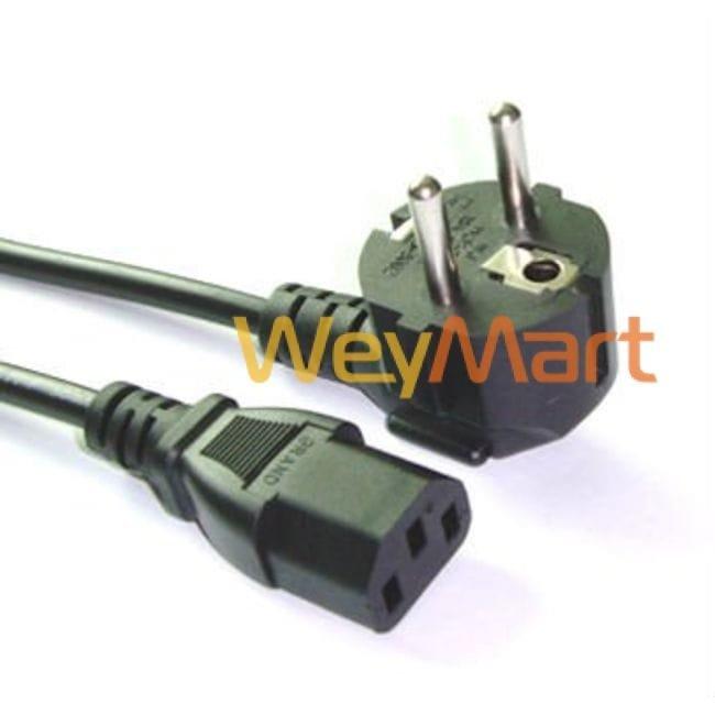 Кабель питания Jinbei European Standard 0.75m Power Cable (4.5 m)