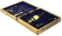 Набор инструментов для вязания мушек со станком Professional Kosadaka