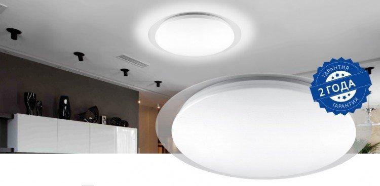 Светодиодные люстры потолочные для квартиры