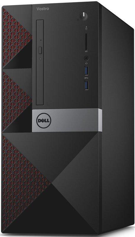Системный блок Dell Vostro 3667-8114 (черный)