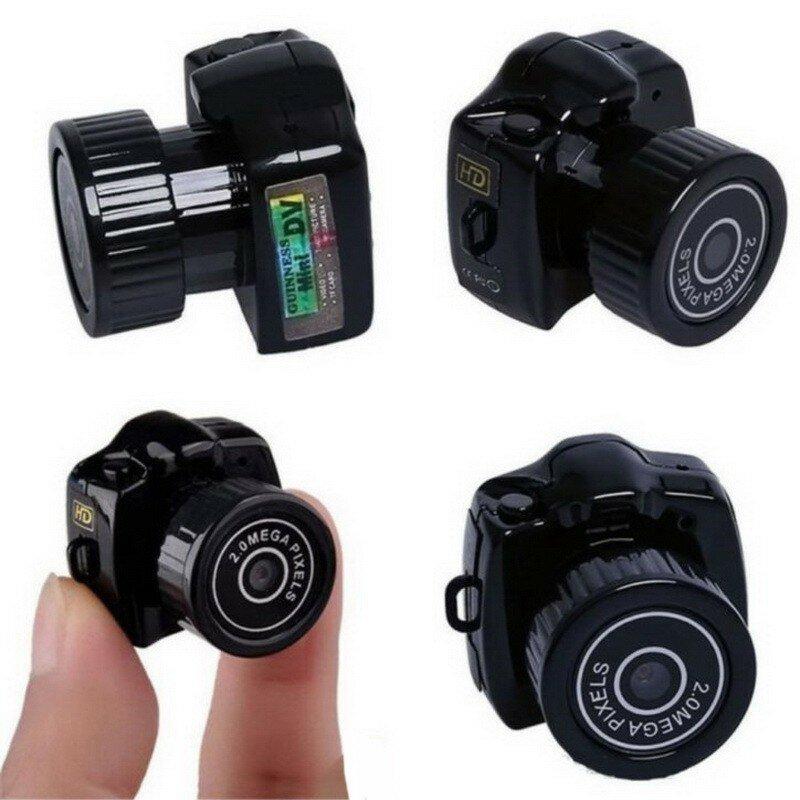 Мини-видеокамера Y2000
