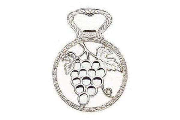 Открывалка для бутылок Виноград. Коллекция Gift («замак», никель, лак; AD510P1CPA)