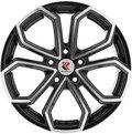 Диски R16 5x112 6,5J ET50 D57,1 RepliKey Skoda Octavia/VW Golf RK5089 - фото 1