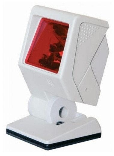 Сканер Honeywell QuantumT 3580; 1D; белый, RS232 кабель, блок питания, MK3580-71C41