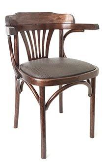 Кресло венское мягкое (экокожа крокодил) 701408