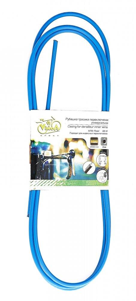 Оплетка тросика переключения передач Vinca sport VSC 4 blue