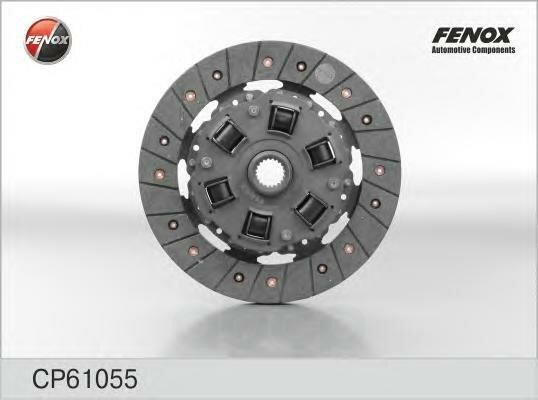 Диск Сцепления FENOX арт. CP61055