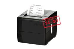 Фискальный регистратор Атол 25Ф. Черный. без ФН. RS+USB+Ethernet