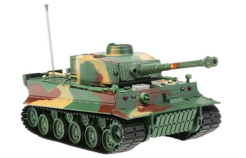 Танк Tiger 1:26 фото 1
