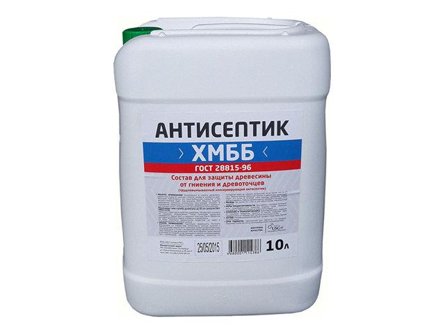 антисептик хмбб двойная биозащита 10л