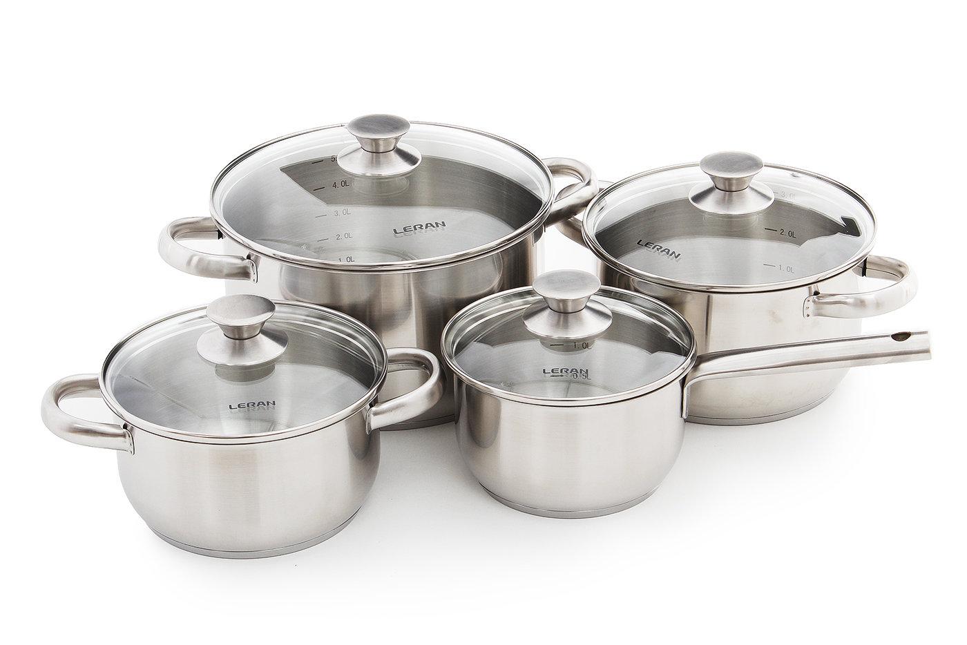 Набор посуды Leran bello cs840