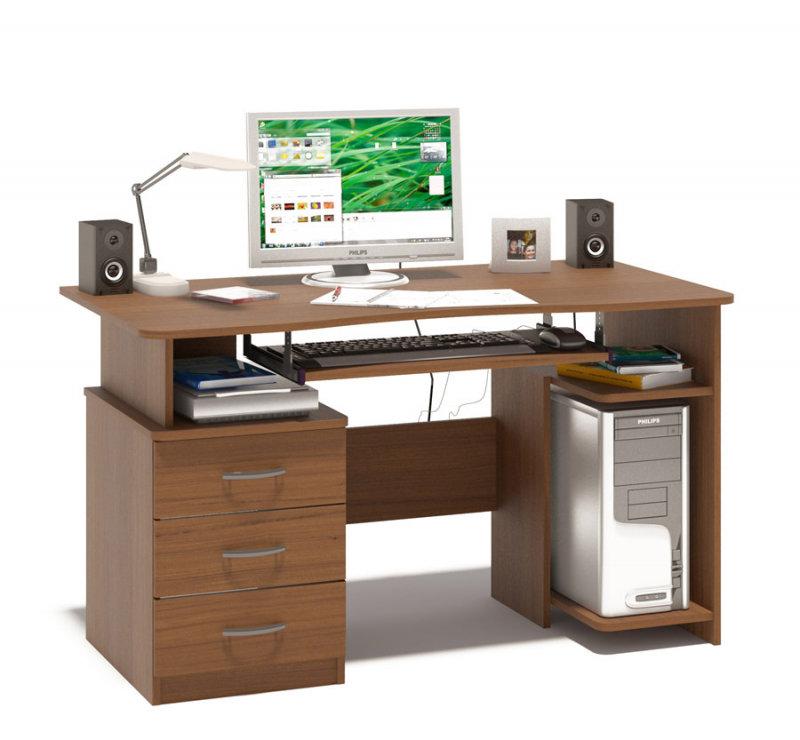 Компьютерный стол СОКОЛ КСТ-08.1
