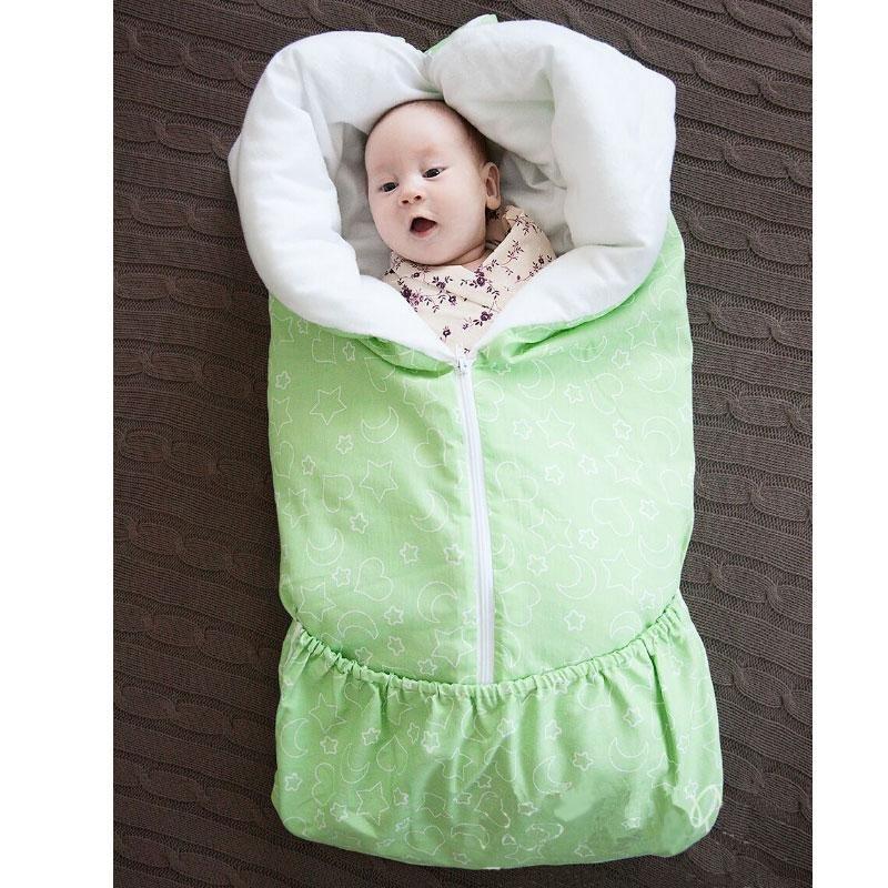 Одеяло конверт трансформер для новорожденного