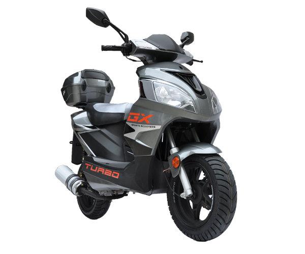 Скутеры GX Moto F3 50