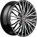 Диски R16 5x114,3 6,5J ET46 D67,1 NZ Wheels F-3 BKF - фото 1