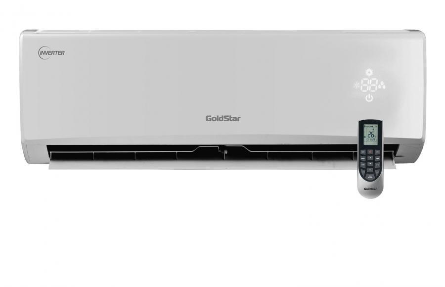 Кондиционер GoldStar CHARM INVERTER GSWH09-DL1A