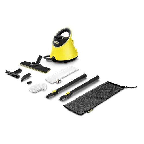 Пароочиститель KARCHER SC 2 Deluxe, желтый/черный [1.513-243.0]