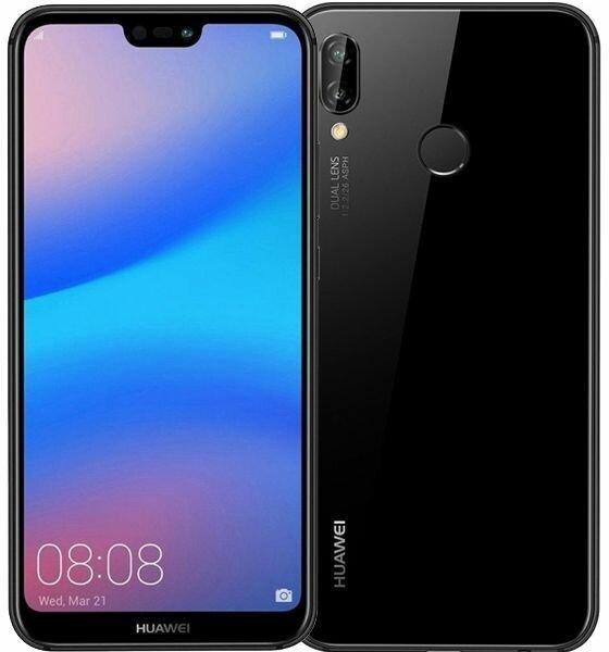 Huawei Смартфон HUAWEI P20 Lite, черный